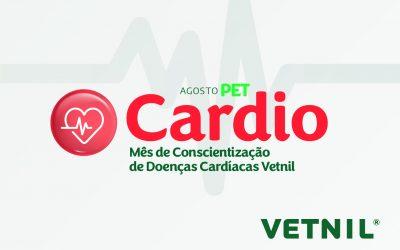 Vetnil lança Campanha Agosto Pet Cardio